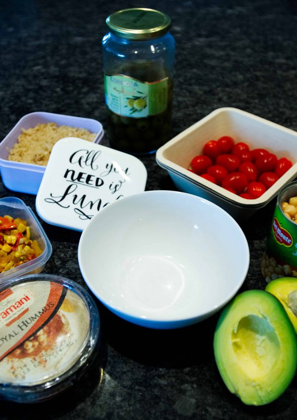 Recipes | Easy & Healthy Vegan Treats: How To Make A Buddha Bowl In No Time