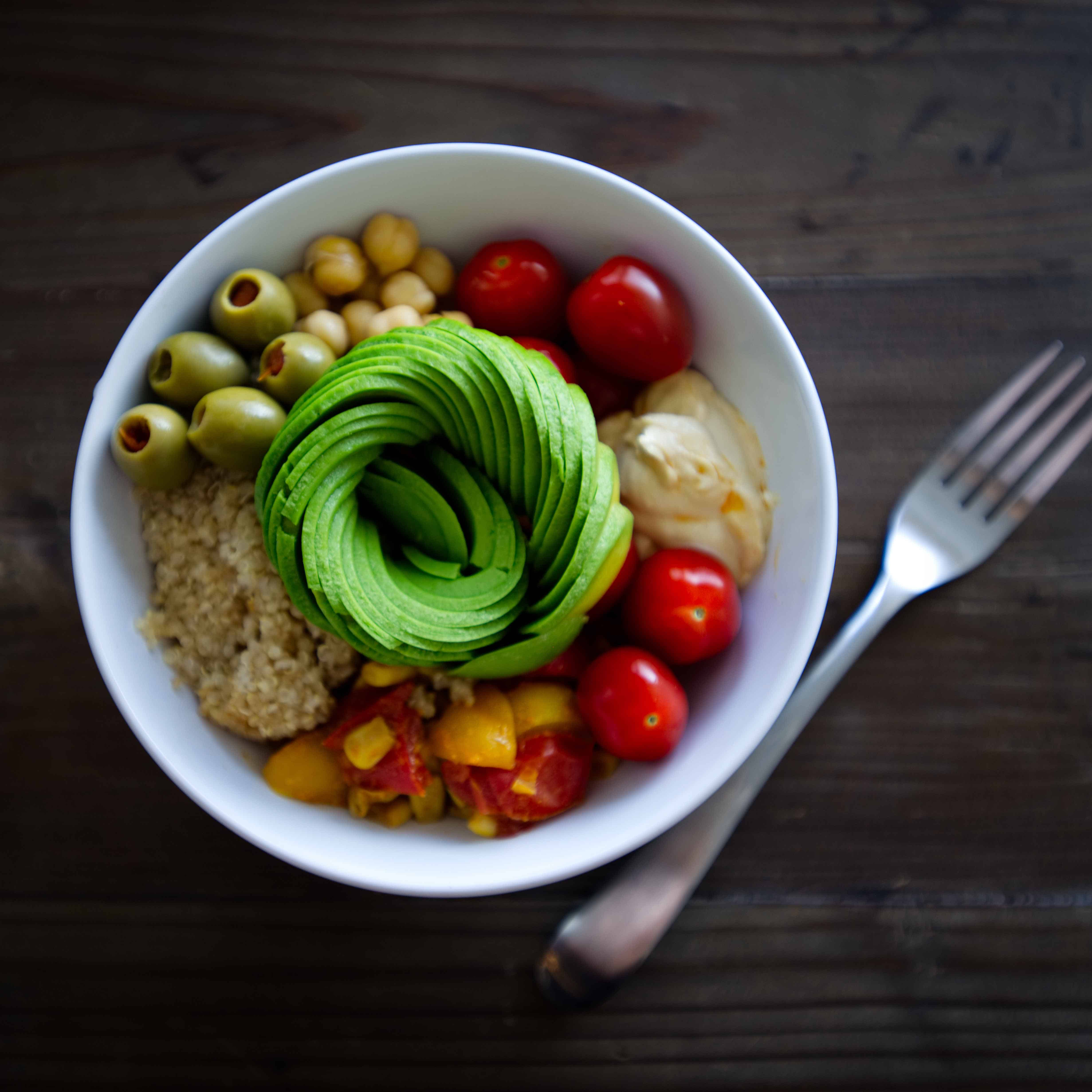 Easy & Healthy Vegan Treats: How To Make A Buddha Bowl In No Time