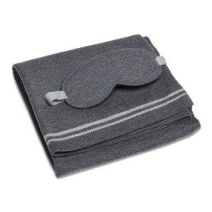 Merino Travel Kit: Sleep Mask & Blanket
