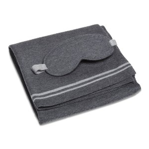 Merino Travel Kit: Sleep Mask & Blanket