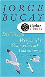 book cover Jorge bucay drei fragen
