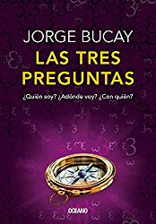 book cover Jorge bucay tres preguntas