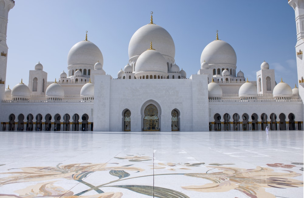 Abu Dhabi Sheikh Zayed Grand Mosque